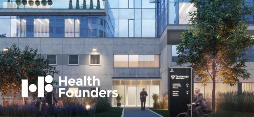 Meet the Founders: Health Founders